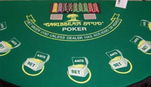 Poker Caribeño Stud